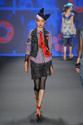 anna sui punk rock