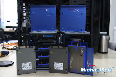 michaelsoft server using hyper x