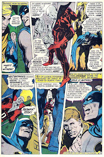 Brave and the Bold v1 #79 deadman dc comic book page art by Neal Adams