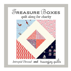 Treasure Boxes QAL for Charity