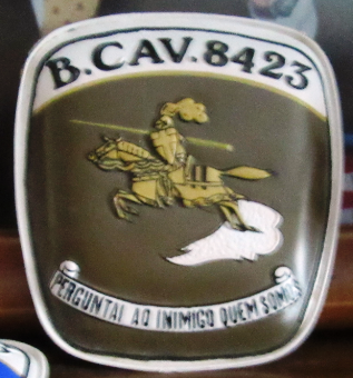ORNELAS MONTEIRO, 2º. COMANDANTE DO BCAV. 8423, FALECEU HÁ 5 ANOS!