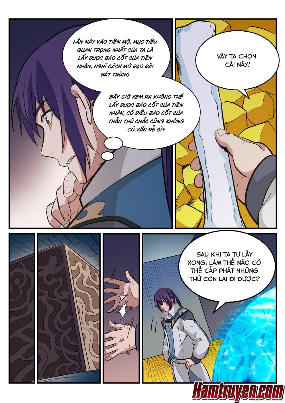 Bách Luyện Thành Thần Chapter 219 - Hamtruyen.vn