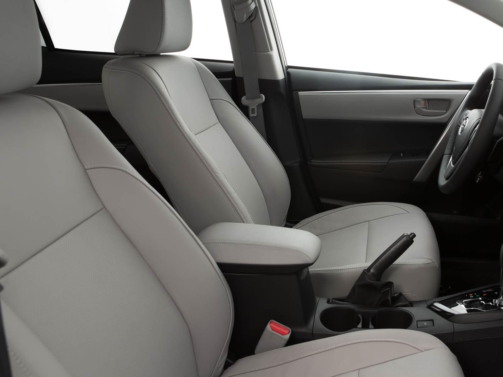 Novo Toyota Corolla GLi 2016 Upper - interior