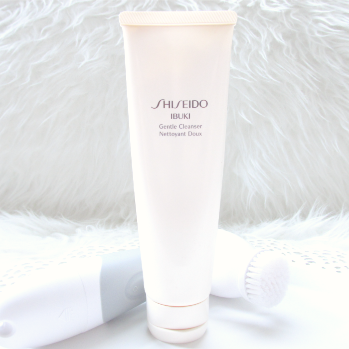 Review: Shiseido Ibuki Gentle Cleanser