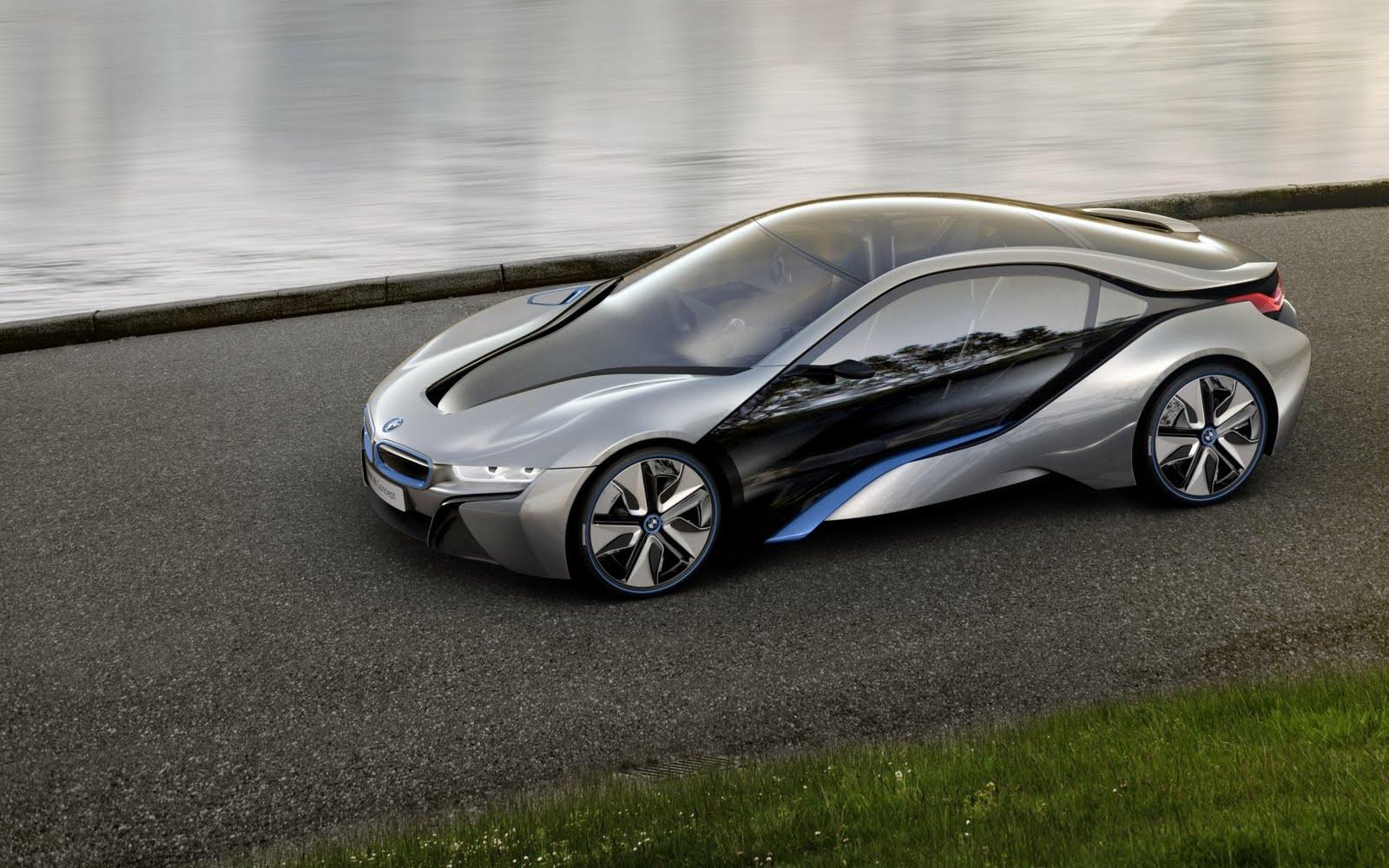 2011 BMW i8 Concept ~ CAR WORLD
