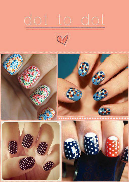Various Attractive And Charming Nail Art Designs Are Becoming Por Among Women Particularly The Youth College S
