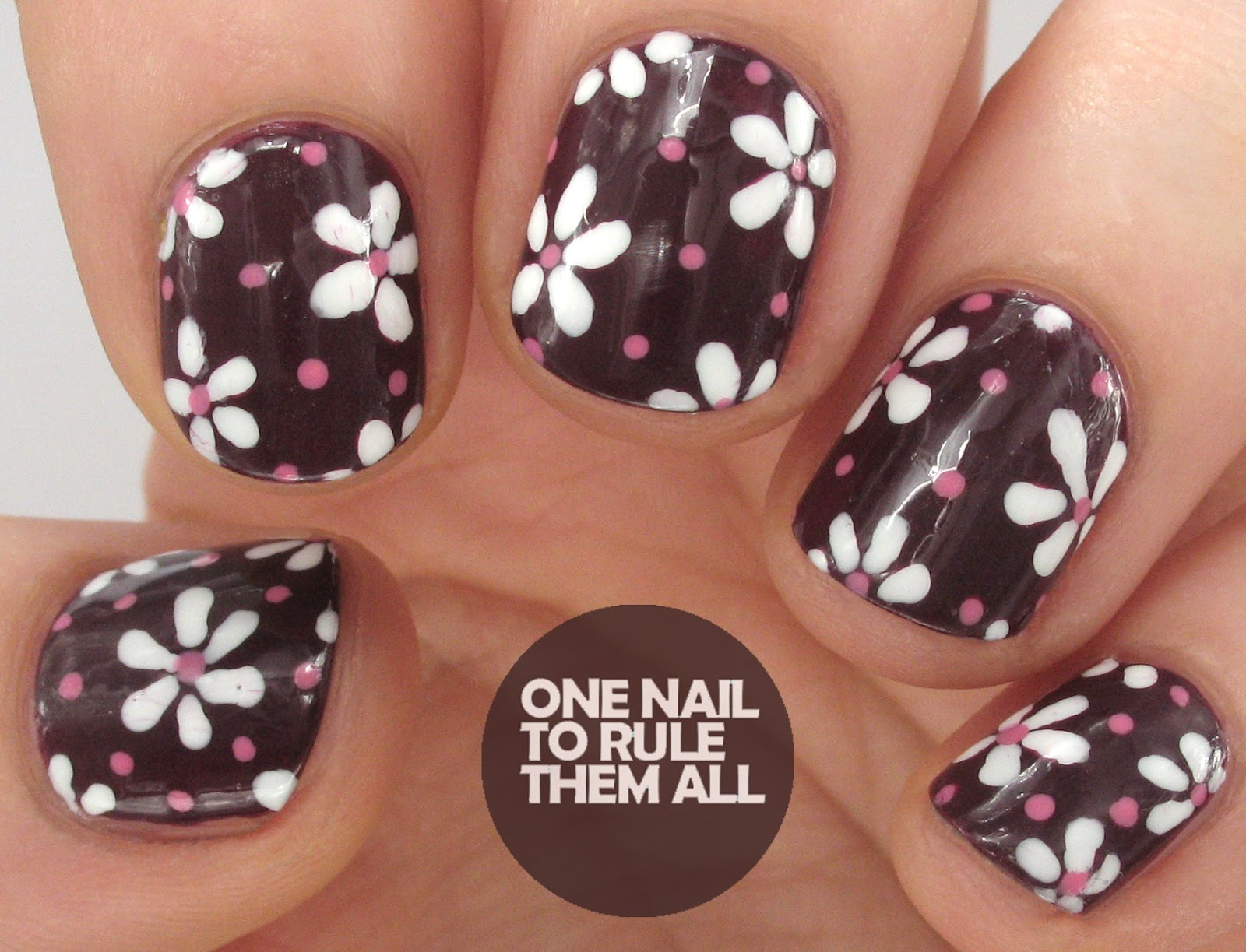 One Nail To Rule Them All: Floral Fury
