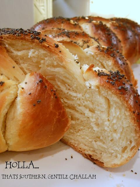 Bread Whore - Holla', erm... Challah! ~ Plate Fodder