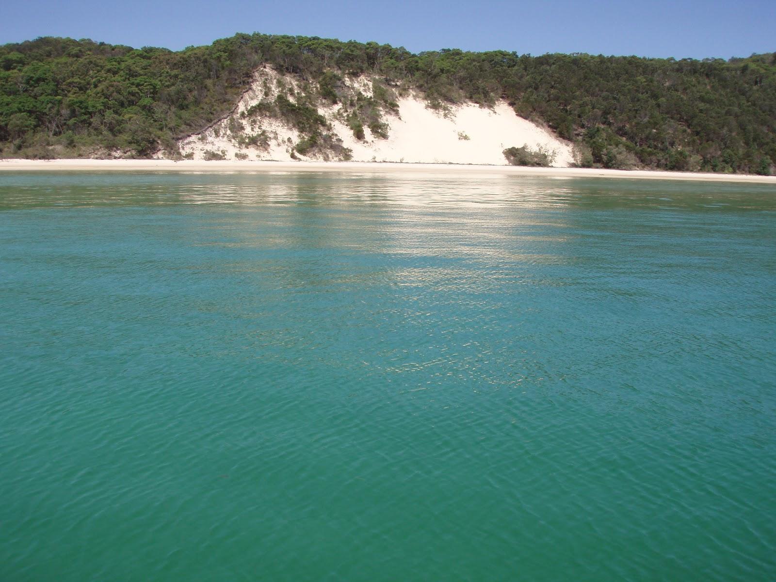 Lucinda Bay Moreton Island