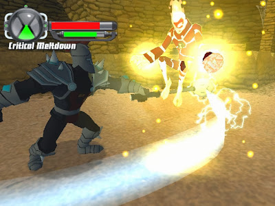Download Game Ben 10 Protector of Earth