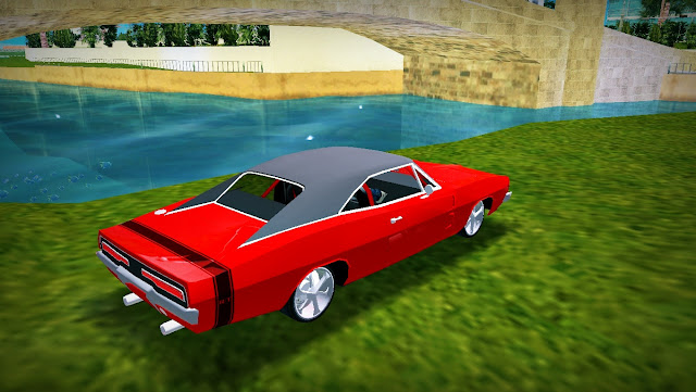 Dodge Charger RT 1969 GTA Vice City