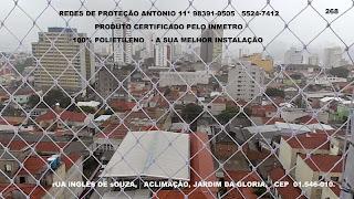 Redes de Proteção Antonio