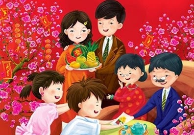 Phong tục tết cổ truyền người Việt Nam