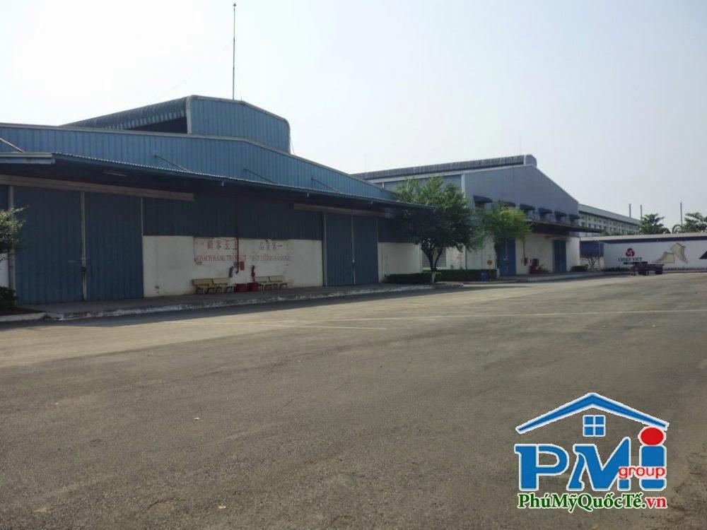 Cho Thuê Kho Bãi, Nhà Xưởng Nằm Ở Vị Trí Giao Thông Thuận Lợi