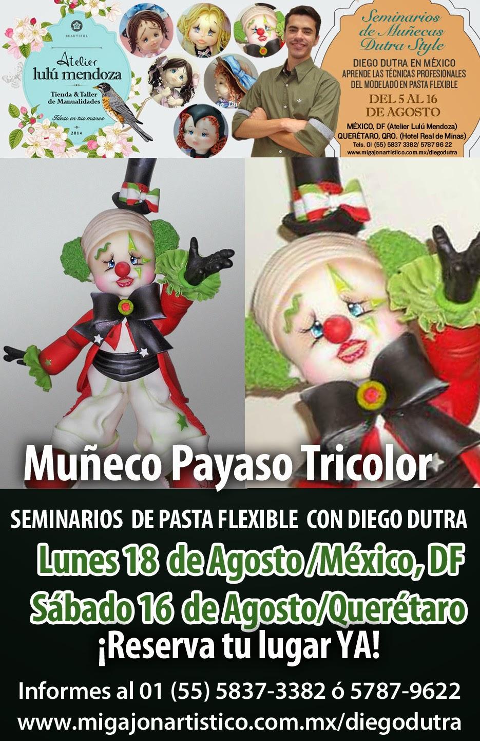 Cursos De Pasta Flexible En Guadalajara 2014
