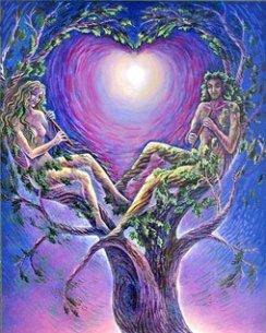 Sanando con el Amor de Almas Gemelas y Madre María - GRATUITA