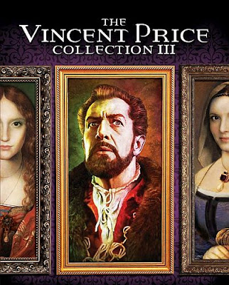 The Vincent Price Collection III Blu-ray