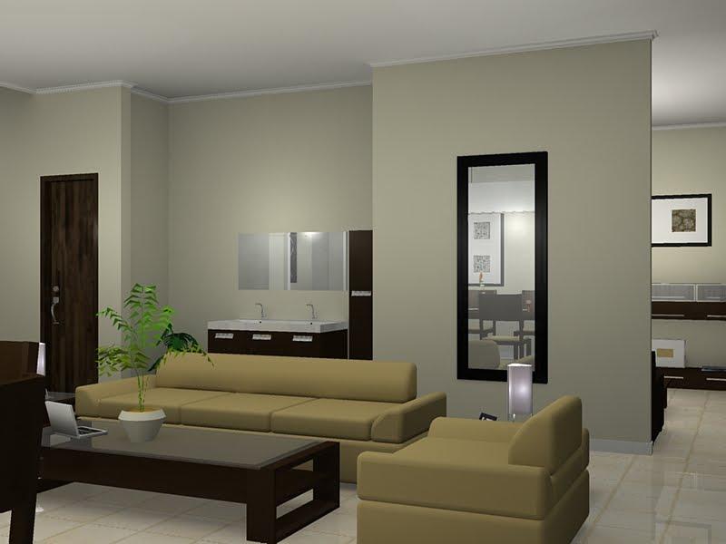 desain ruang minimalis