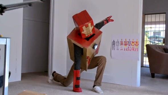 Un Iron Man de segunda
