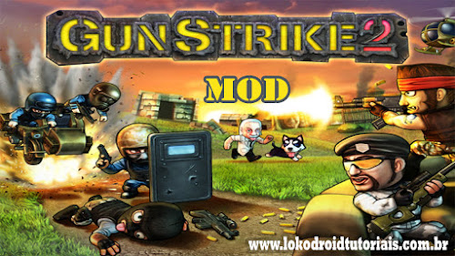 Gun Strike 2 Mod money infinito