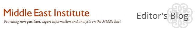 MEI Editor's Blog