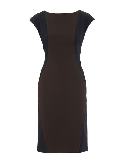 Здравствуйте, куплю журнал бурда 8 за2012 г. Трикотажное платье-футляр с прямоугольным вырезом горловины