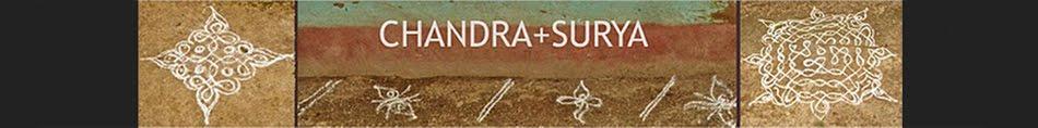 CHANDRA+SURYA                                                           .