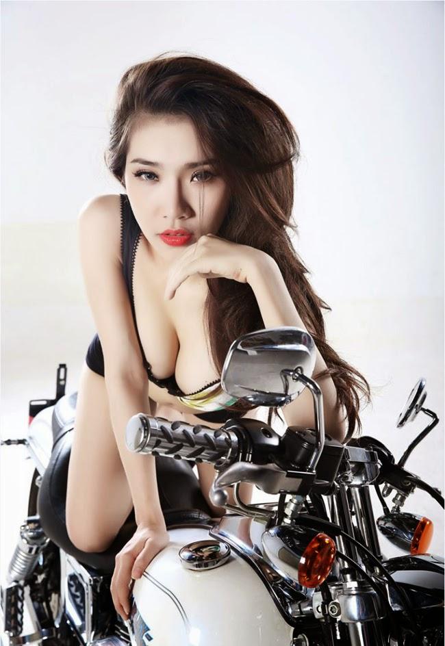 Ảnh gái xinh Việt khoe thân để nổi tiếng 25