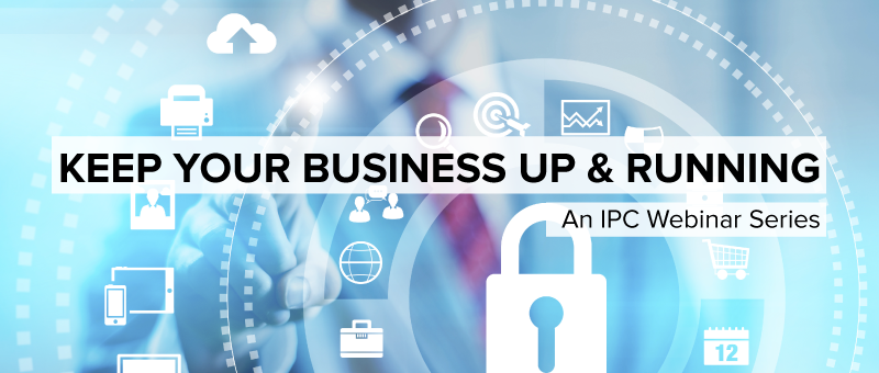 IPC launches first webinar series for 2016