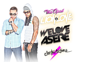 Web Oficial LION Y LOVE