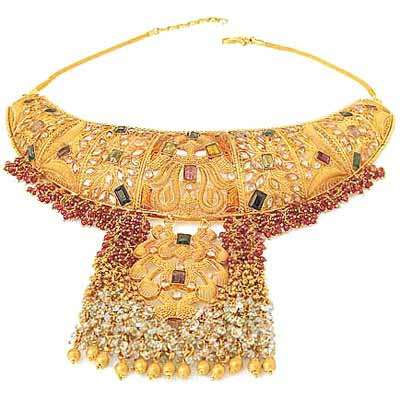 Wedding Expensive Gold Jewellery