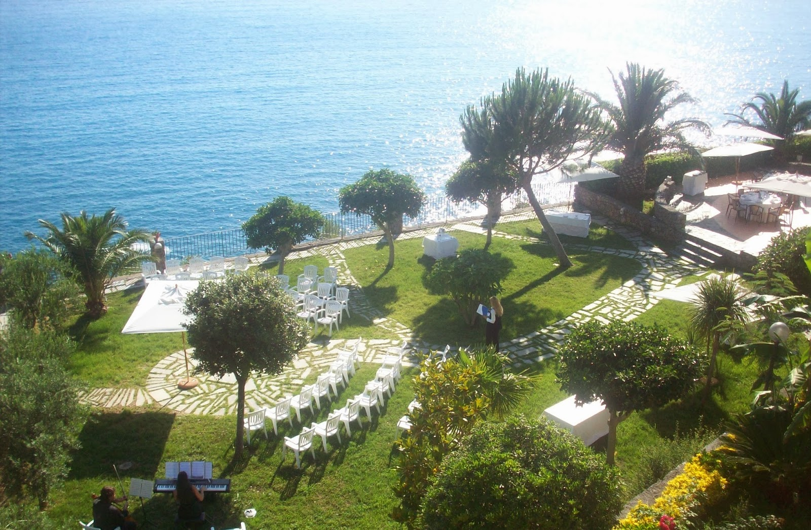 Matrimonio Spiaggia Rito Civile : Matrimonio ecologico un oasi verde per che