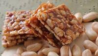 Buy Crushed Groundnut Chikki With Bakarwadi Rs 125  :Buytoearn