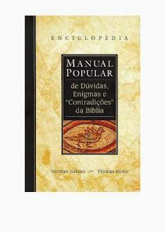 MANUAL POPULAR DE DUVIDAS ENIGMAS E CONTRADIÇÕES DA BIBLIA