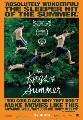 Watch Movie The Kings Of Summer Streaming (version francais)