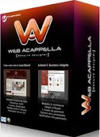 Free Download Intuisphere WebAcappella Professional 4.3.38 with Patch Full Version