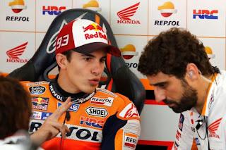 Setelah Rossi, Kini Muncu Petisi Untuk Marc Marquez