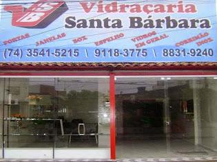 Vidraçaria Santa Bárbara