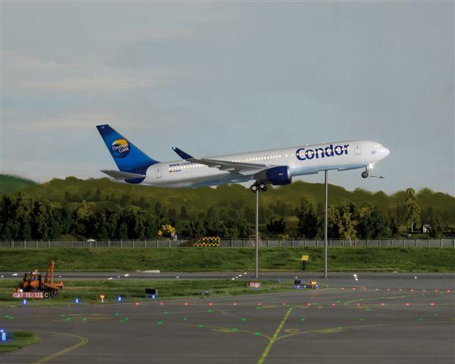 Flughafen Knuffingen: maior maquete de aeroporto do mundo