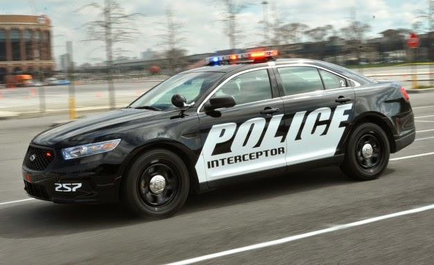Ford Police Interceptor para patrullar Puebla