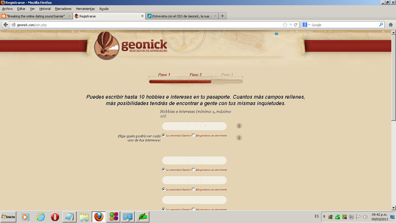 Socialnet dating site