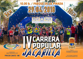 IV CARRERA JACARILLA