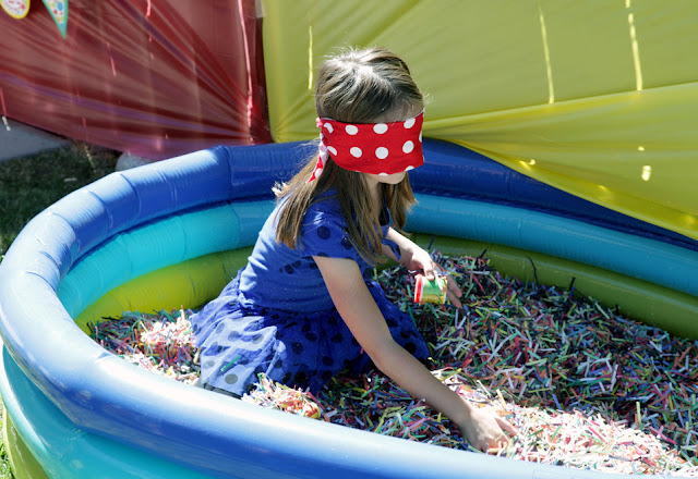 Decorating Ideas > CircusThemed Birthday Party  Bless This Mess ~ 024212_Birthday Party Ideas Games