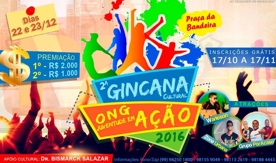2ª GINCANA CULTURAL EM SÃO LUIS GONZAGA