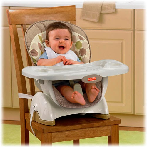 Ghế ăn cho bé và vài điều cần biết khi mua