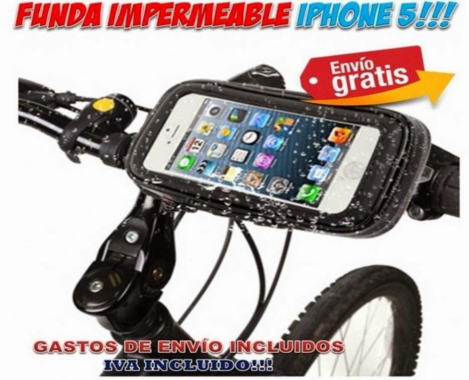 Regalos y gadgets originales y baratos fundas impermeables m viles iphone varios colores - Fundas baratas para moviles ...