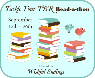 Tackle Your TBR Sep, 2016