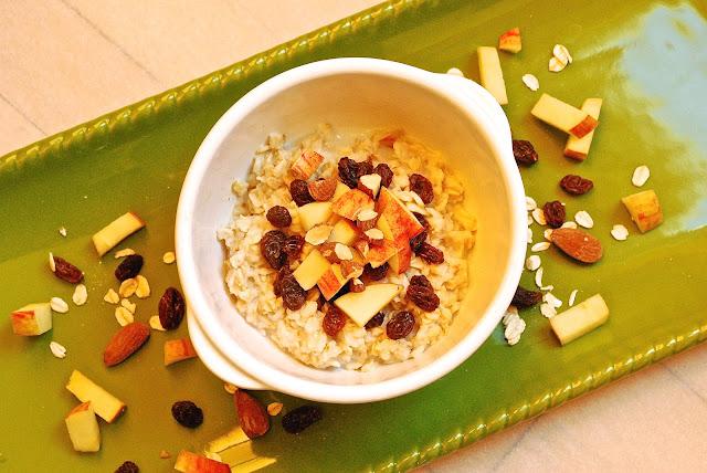 2 minute oatmeal