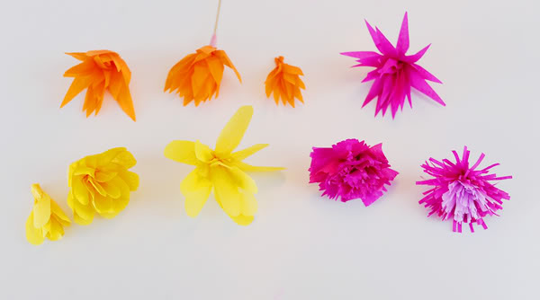 Imagenes De Flores De Papel Paso A Paso - Decora con rosas de papel Tutéate y