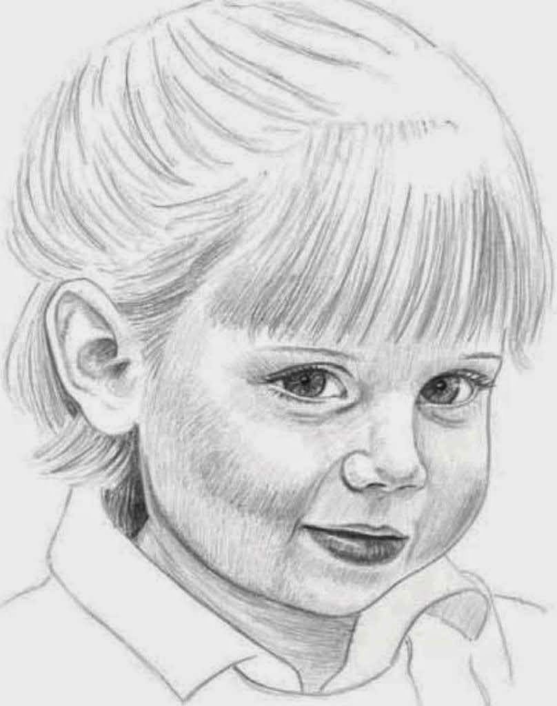 Drawings: PORTRAYING CHILDREN'S FEATURES